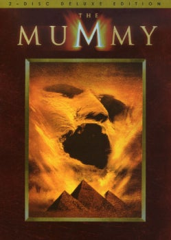 The Mummy Deluxe Edition (DVD)