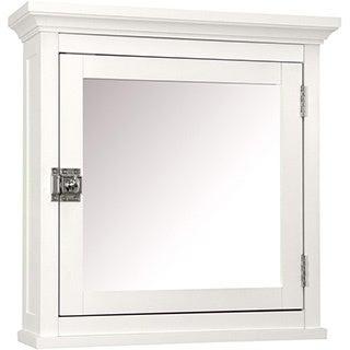 Classique 18-inch White Medicine Cabinet