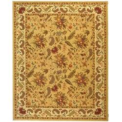 Safavieh Handmade Paradise Ivory Wool Rug (8'9 x 11'9)