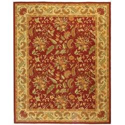 Safavieh Handmade Paradise Red Wool Rug (8'9 x 11'9)