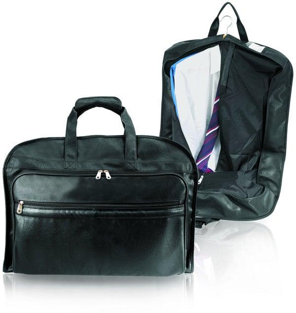 Koskin Man-made Leather Carry-on Garment Bag