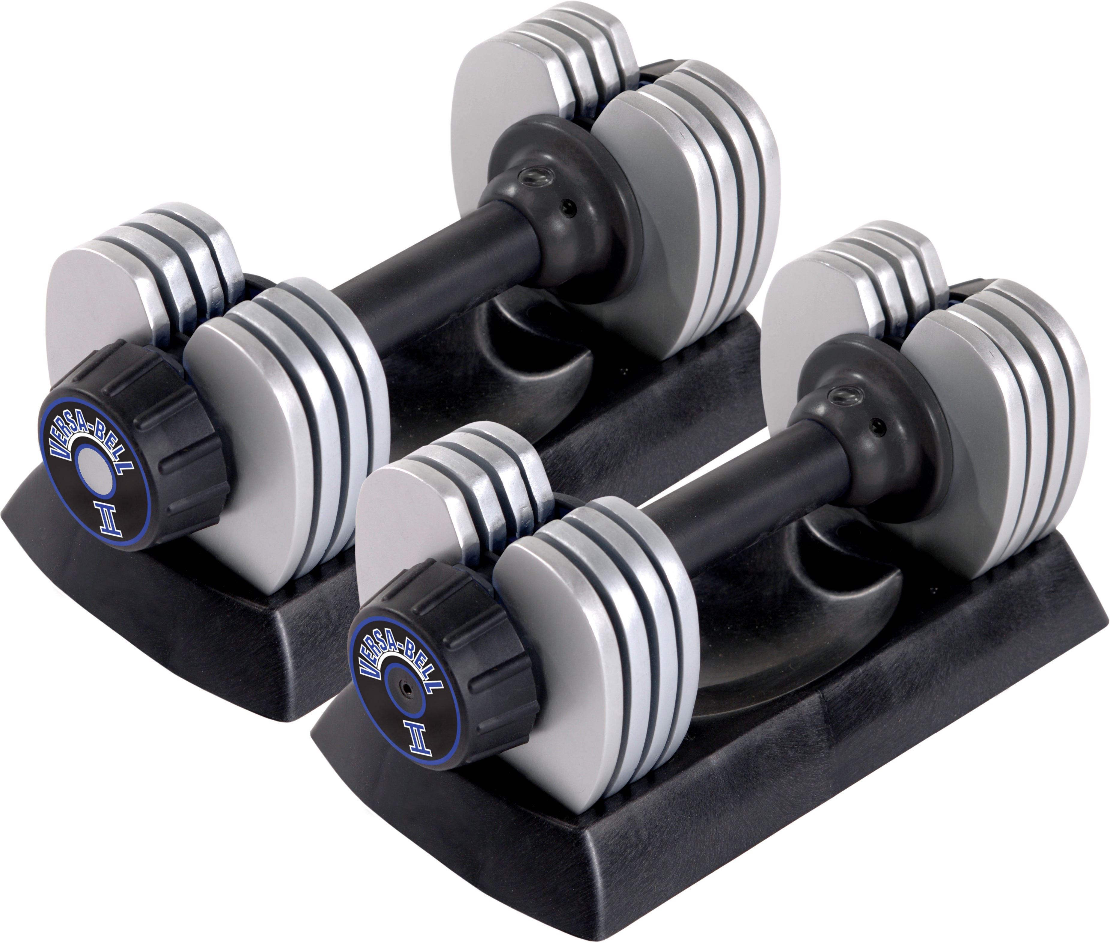 Stamina 25-pound Versa Bell II Adjustable Dumbbells (Set of 2)