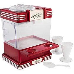 As Seen On TV Nostalgia Electrics Retro Series Snow Cone Machine