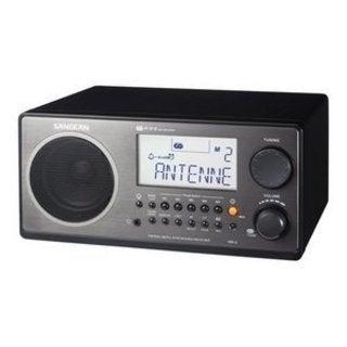 Sangean WR-2 Digital AM/FM Table Top Radio