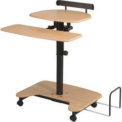 Balt Sit or Stand Mobile Workstation
