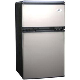 SPT RF-320S Stainless Steel Double Door Refrigerator