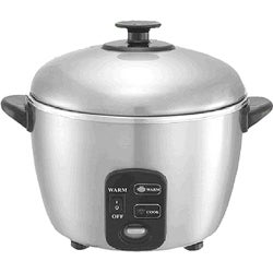 Supentown 3-cup Stainless Steel Cooker and Steamer