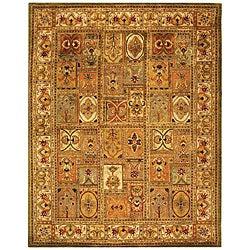 Safavieh Handmade Classic Empire Wool Panel Rug (8'3 x 11')