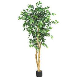 Silk Ficus 5-foot Tree