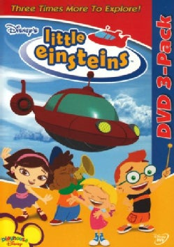 Disney Little Einsteins 3-Pack Vol. 1 (DVD)