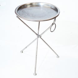 Collapsible Cocktail Tray Table (India)