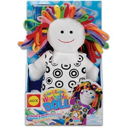 Color and Cuddle Doll Kit