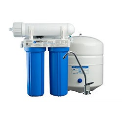 Four-stage Reverse Osmosis Water Filter