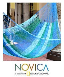 'Sea Breeze' Hammock (Mexico)