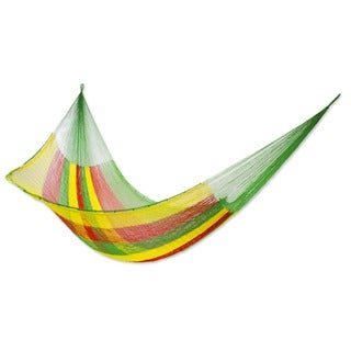 'Tropical Passion' Hammock (Mexico)