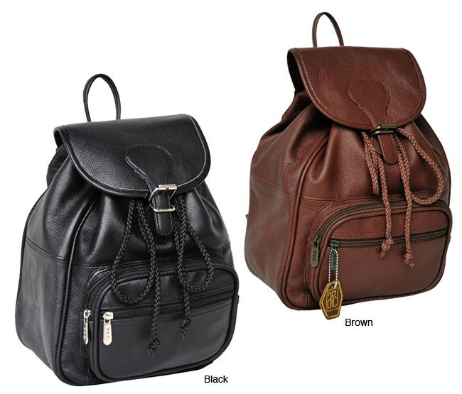 Amerileather Cinch Backpack