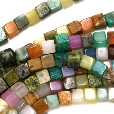 Beadaholique Gemstone Bead Mix