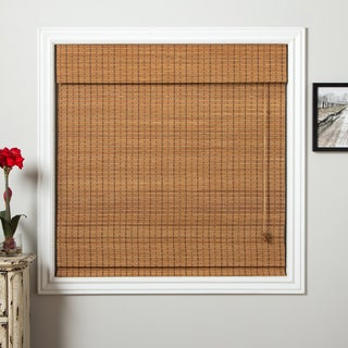 Ginger Bamboo Roman Shade (47 in. x 98 in.)