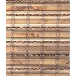 Mandalin Bamboo Roman Shade (29 in. x 74 in.)