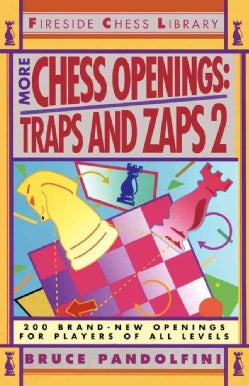 More Chess Openings: Traps and Zaps 2 (Paperback)