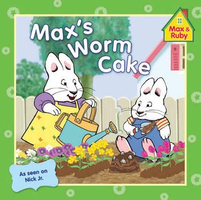 Max's Worm Cake (Board book)