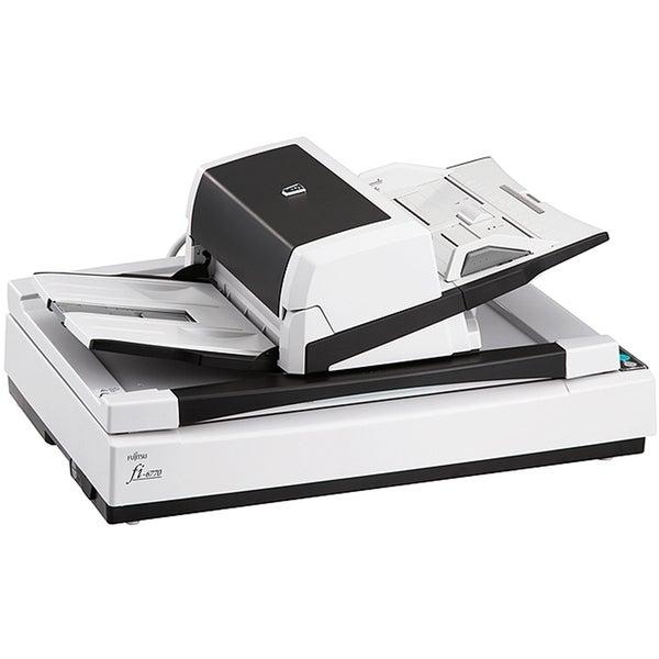 Fujitsu fi-6770A Color Duplex Document Scanner