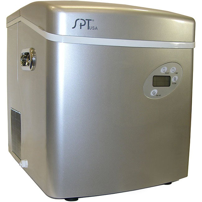 Portable Ice Maker With Lcd Display Overstock Shopping