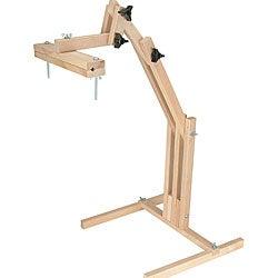 Edmunds Adjustable Craft Frame Floor Stand