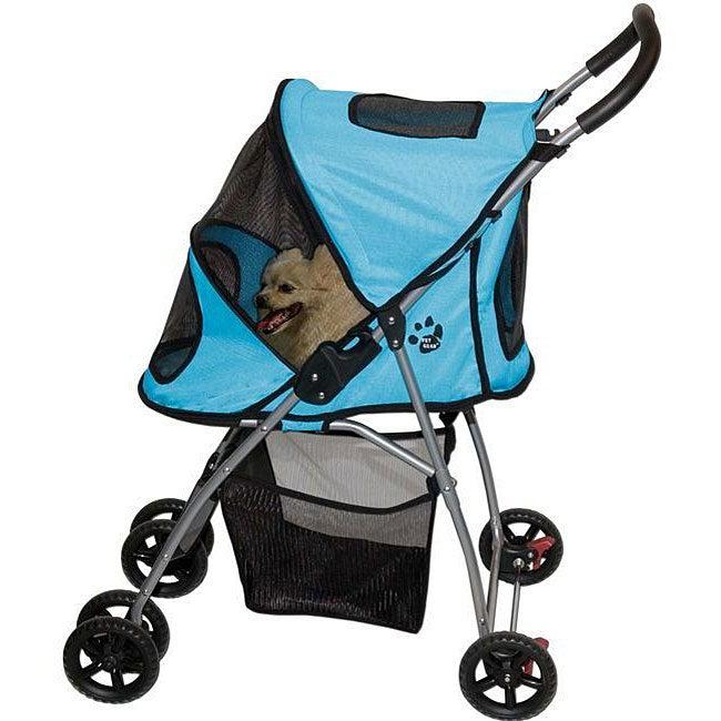Pet Gear Ultra Light Pet Stroller (Up to 20 pounds)