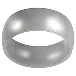 Stainless Steel Men's Smooth Finish Band