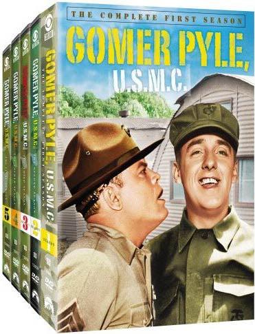 Gomer Pyle, U.S.M.C.: Complete Series Pack (DVD)