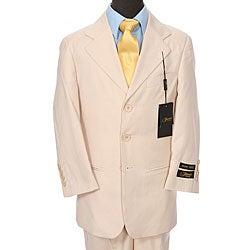 Ferrecci 3-button Big Boys Suit