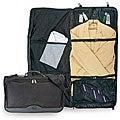 Traveler's Choice Tribeca Nylon Tri-fold Carry-on Garment Bag