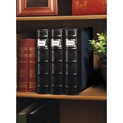 Large CD/ DVD Storage Binder System (Pack of 3)