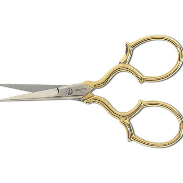 Gingher Epaulette 3.5-inch Embroidery Scissors