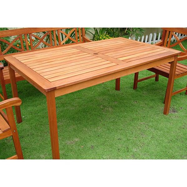 Balthazar Rectangular Table