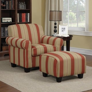 Red living room furniture overstock shopping bring the for Bella berry chaise