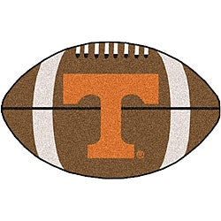 Fanmats NCAA University of Tennessee Football Area Rug (22-inches x 35-inches)