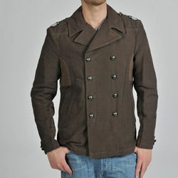 Colombia Men's Double Breasted Peacoat