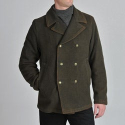 Columbia Men's Washed Fatigued Peacoat