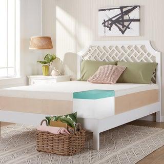 Comfort Dreams Select-A-Firmness 14-inch Full-size Memory Foam Mattress