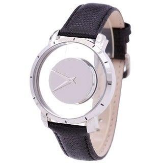 Akribos XXIV Spacely Unisex Floating Quartz Watch