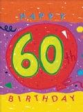 Happy 60th Birthday (Hardcover)