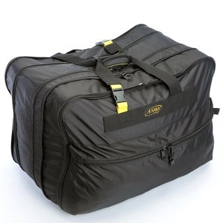A.Saks 26-inch Lightweight Travel Bag