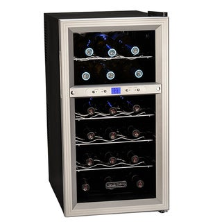 Koldfront 18-bottle Dual Zone Wine Refrigerator