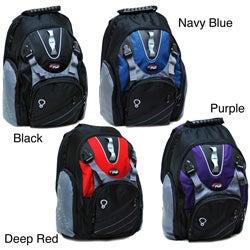 CalPak Spider 18-inch Backpack with Front Buckled Pocket