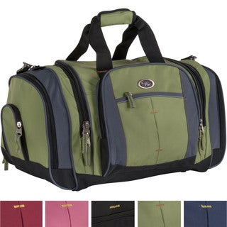 CalPak Silver Lake Solid 22-inch Carry-on Duffel Bag