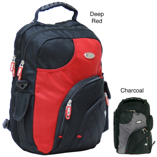 CalPak Giga One 18-inch Laptop Backpack