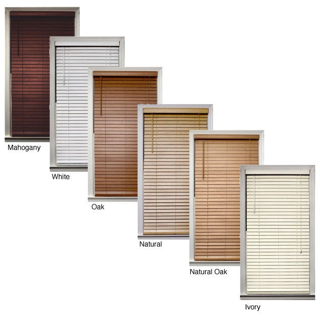 Bamboo 2-inch Blind (43 in. x 64 in.)