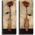 Thule 'Rose' 2-piece Canvas Art Set